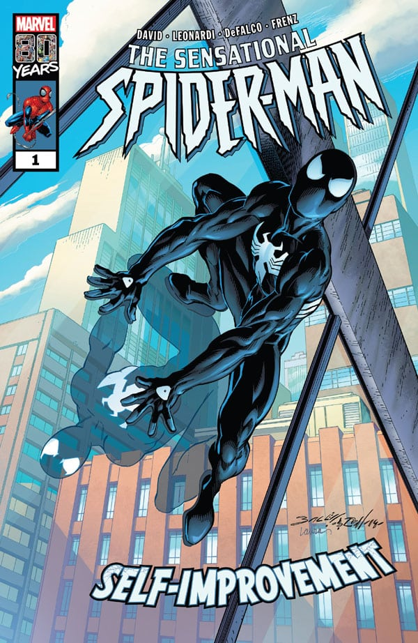 Sensational Spider Man Self Improvement 1