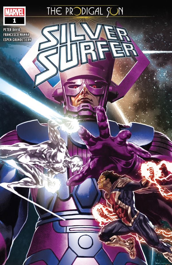 Silver Surfer The Prodigal Sun 1