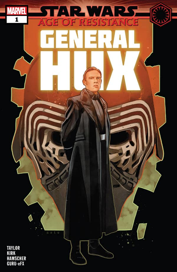 Star Wars Age Of Resistance General Hux 1