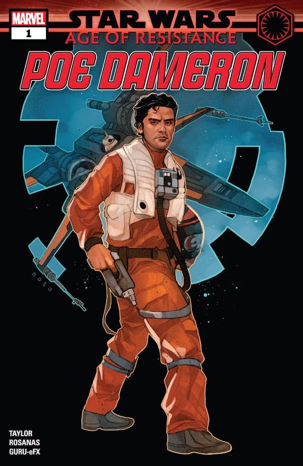 Star Wars Age Of Resistance Poe Dameron 1