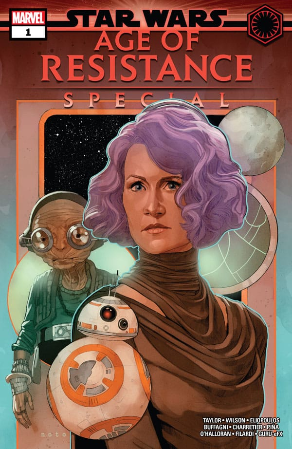 Star Wars Age Of Resistance Special