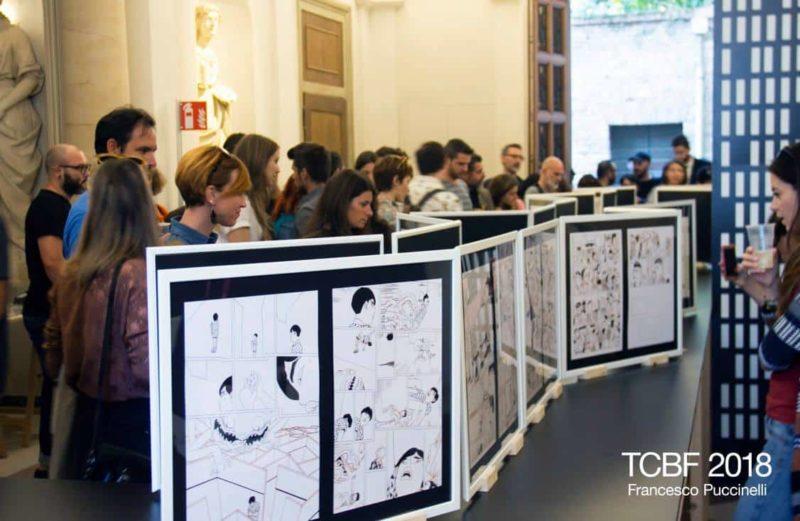 Dal 26 al 29 settembre 2019 la XVI edizione del Treviso Comic Book