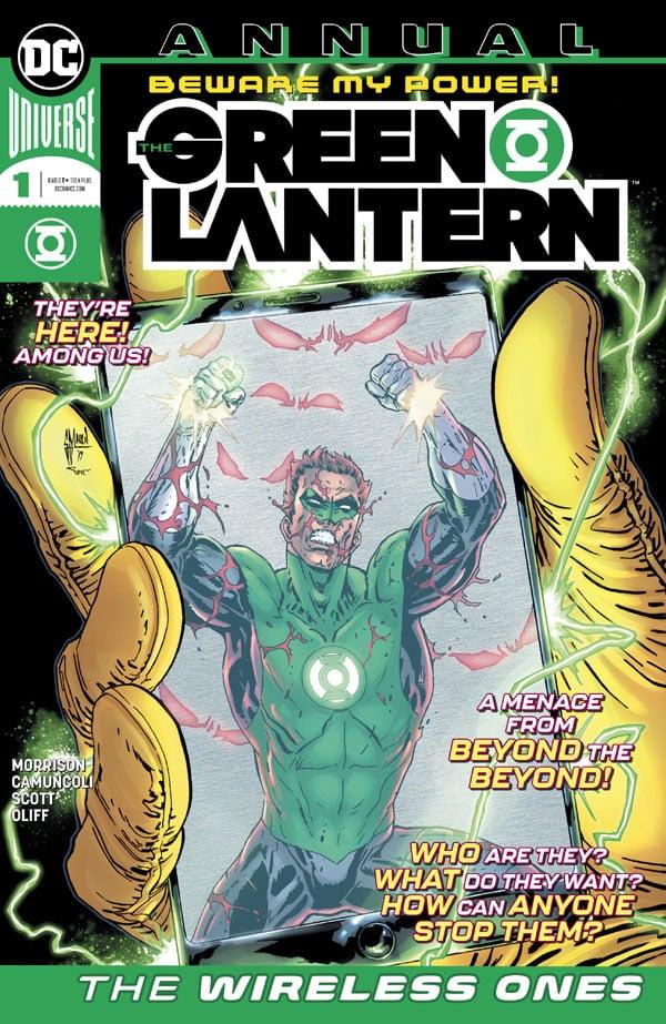 The Green Lantern Annual 1