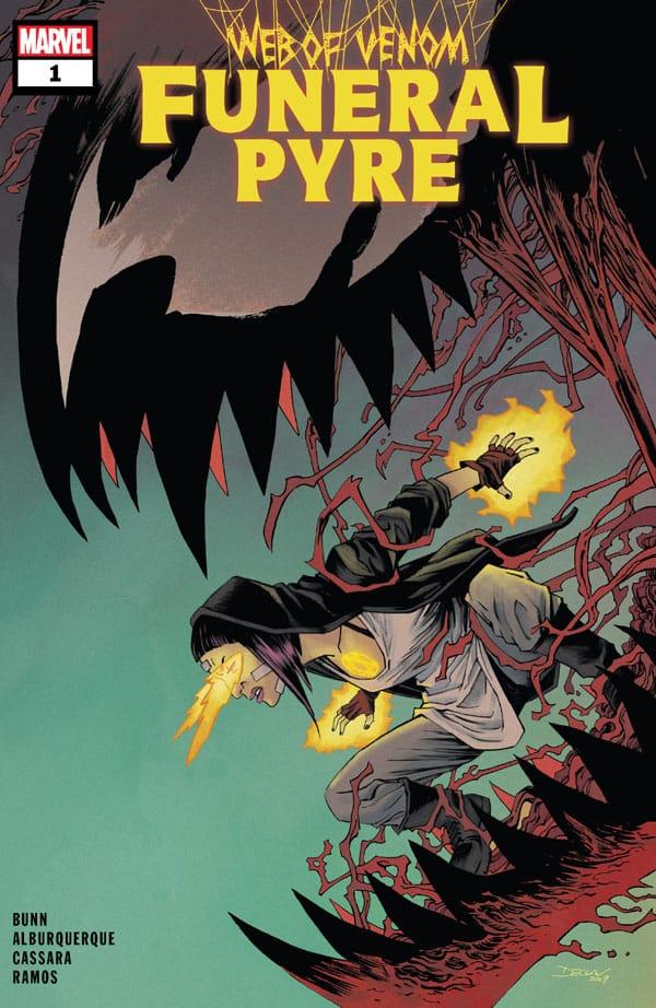 Web Of Venom Funeral Pyre 1