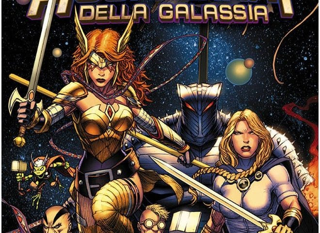 Gli Asgardiani di Bunn: non proprio galattici