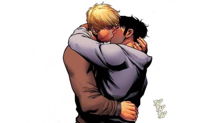 Sindaco Rio de Janeiro contro Avengers: The Children's Crusade per bacio gay