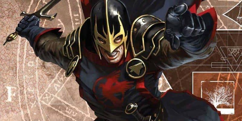 La maledizione del Cavaliere Nero, Andy Serkis e Venom