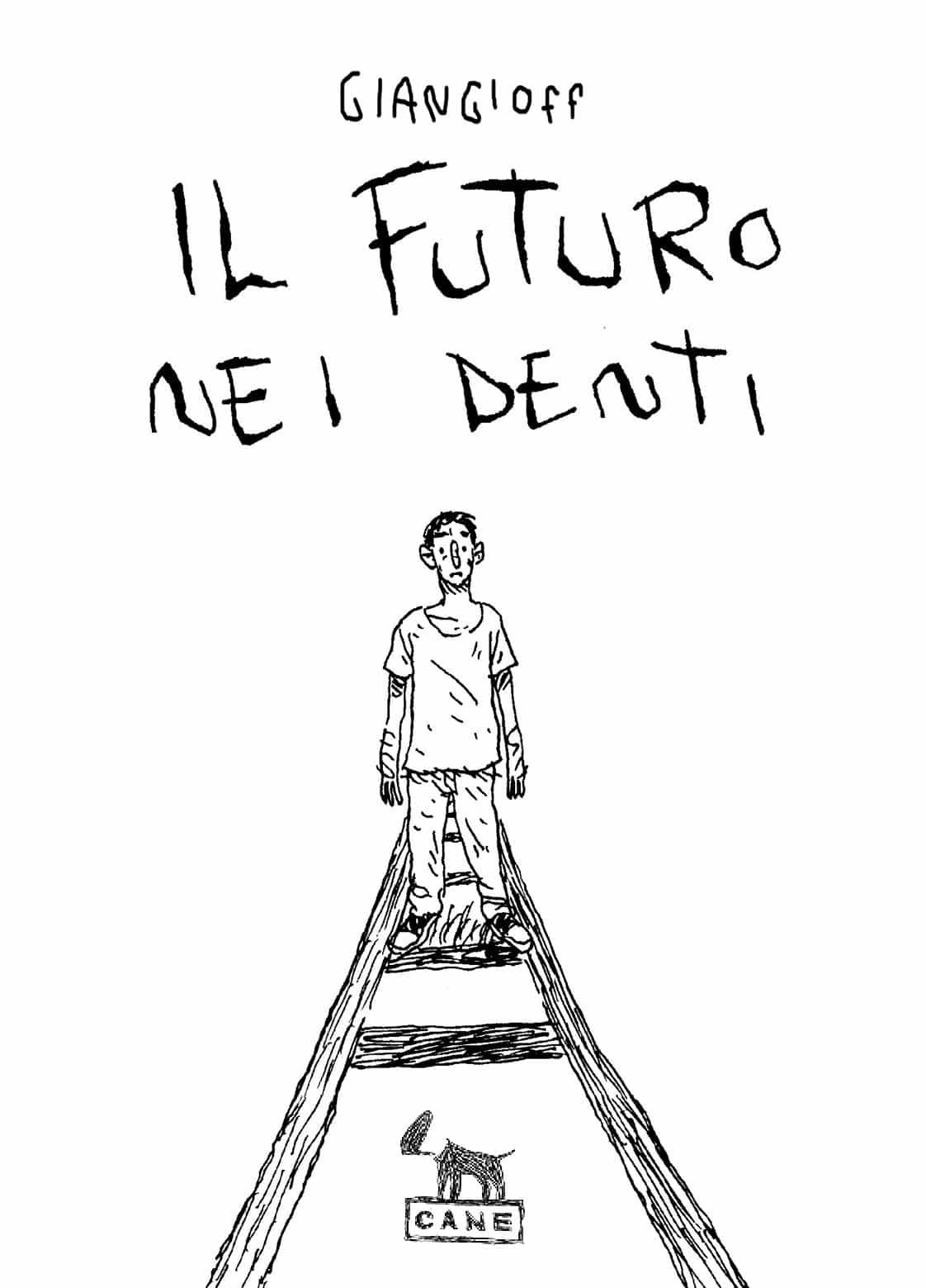Nasce Fumetti di Cane: Giangioff, Davide La Rosa e Stefano Antonucci tra gli autori