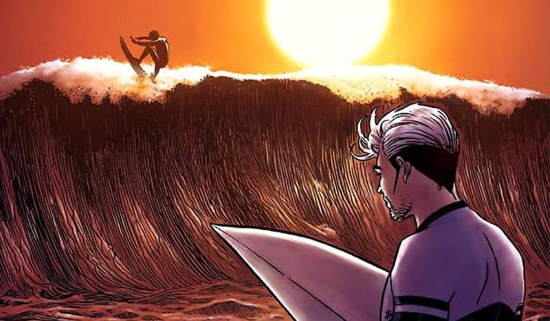 L'ultima onda, un capolavoro senza tempo per Nathan Never