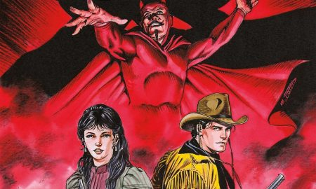Tex Willer 10 Cover