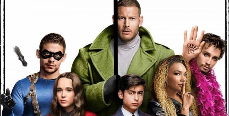 The Umbrella Academy: nuovi ingressi nel cast seconda stagione