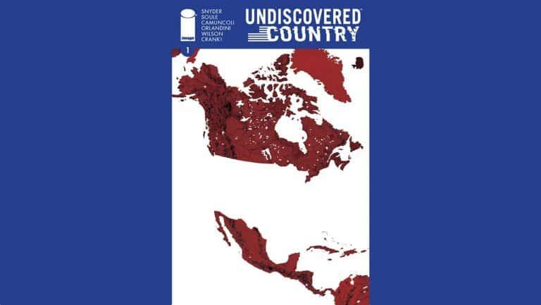 Undiscovered Country di Image Comics sul grande schermo