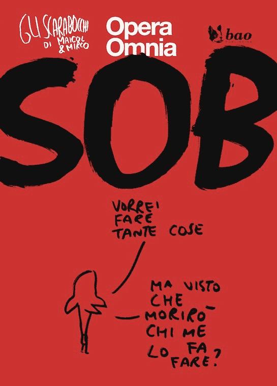 In arrivo il secondo volume de Gli Scarabocchi di Maicol&mirco – SOB. Leggi l'anteprima