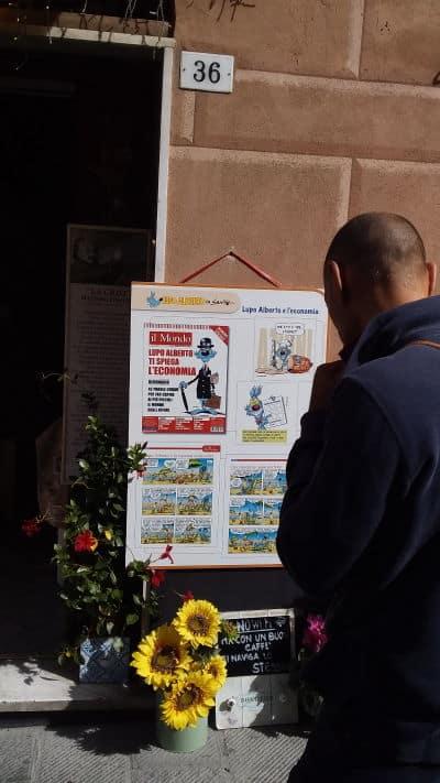 Al Porto delle Storie con Ro Marcenaro e Silver_Cronache Interviste
