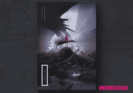 In corso su Indiegogo il crowdfunding per il terzo volume di Lumina