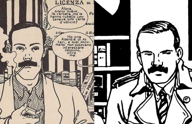 Vittorio Giardino – Sam Pezzo_Essential 300 comics