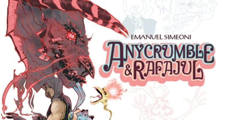 """""""Anycrumble & Rafajul"""" – Anteprima del fumetto di ALT! Comics"""
