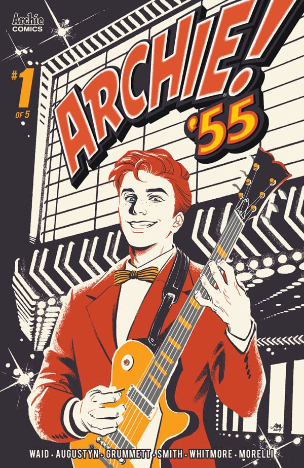 Archie-1955-1_First Issue
