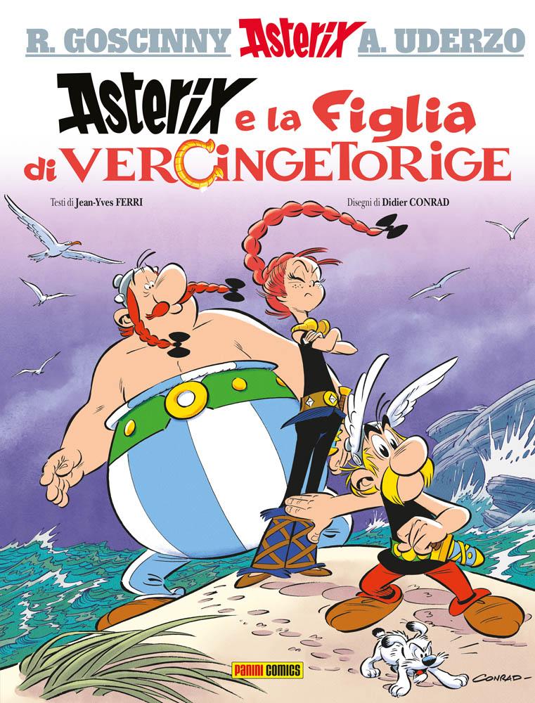 La figlia di Vercingetorige, il nuovo atteso volume di ASTERIX disponibile dal 30 ottobre