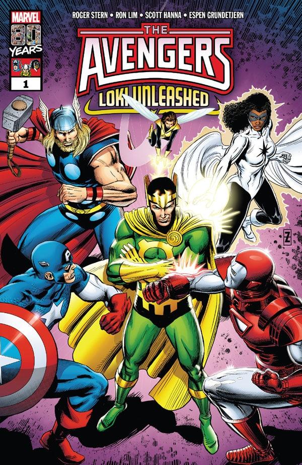Avengers - Loki Unleashed! 1