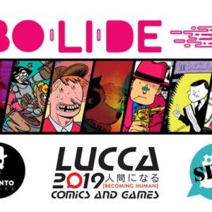 """Anteprima: """"Bolide"""" a strisce per Amianto Comics"""