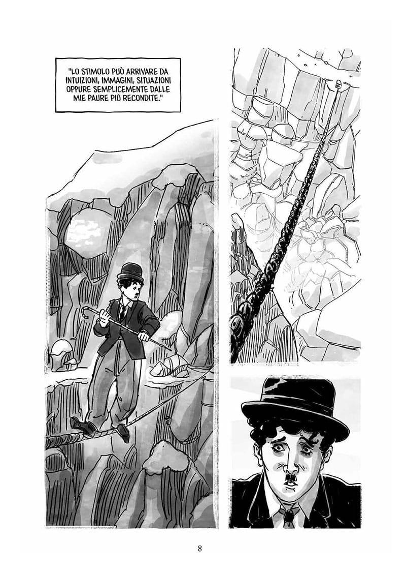 Charlie Chaplin – Il funambolo 1