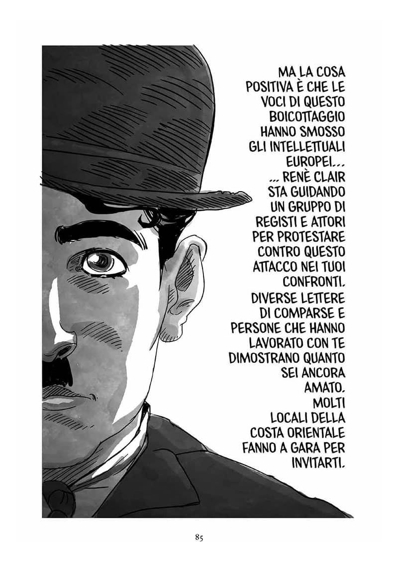 Charlie Chaplin – Il funambolo 3
