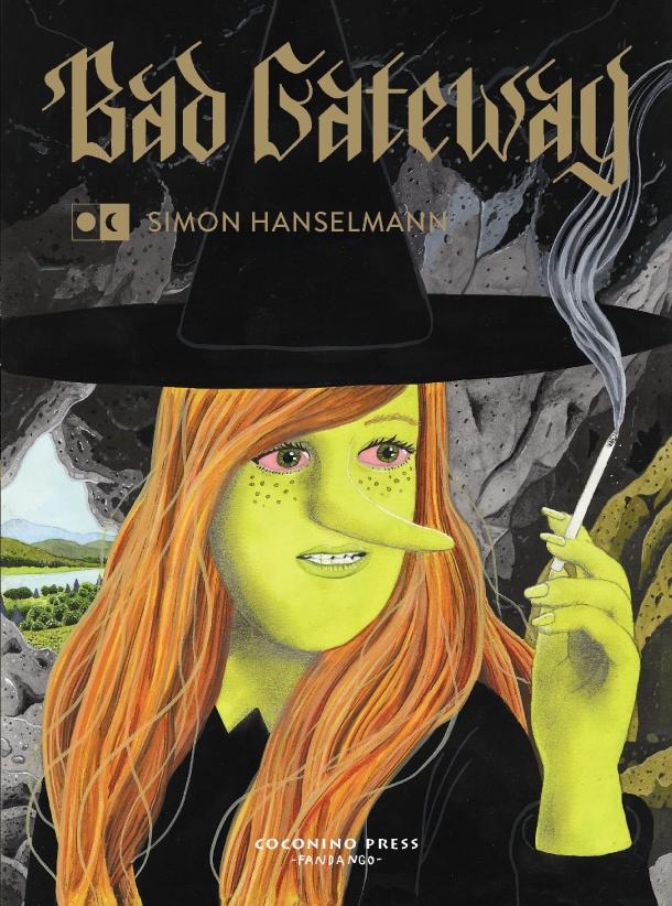 In uscita Bad Gateway, il terzo volume dei personaggi di Simon Hanselmann