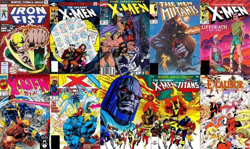Undici X-storie di Chris Claremont