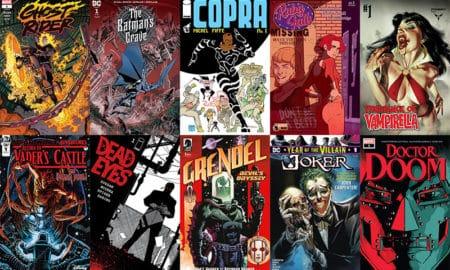 First Issue #55: il Batman di Ellis e il ritorno di Grendel