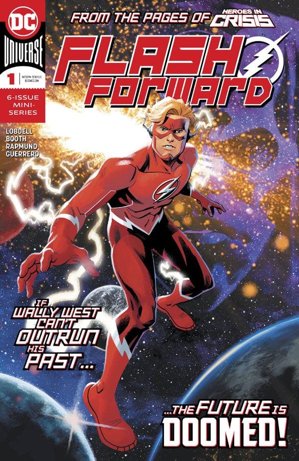 Flash-Forward-1_First Issue