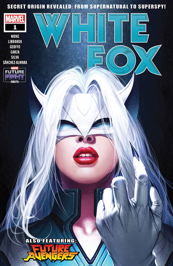 Future-Fight-Firsts-White-Fox-1_First Issue