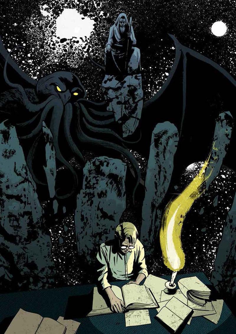 H.P. Lovecraft – La tomba_2