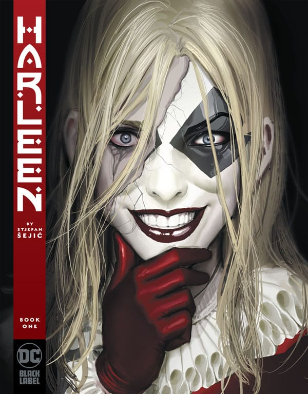 Harleen-1_First Issue