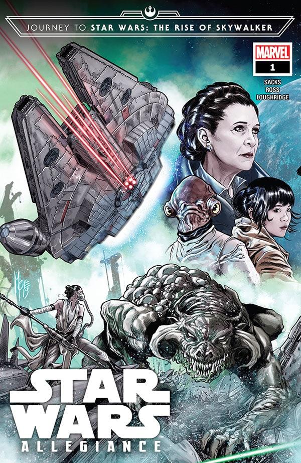 Journey To Star Wars - The Rise Of Skywalker - Allegiance 1