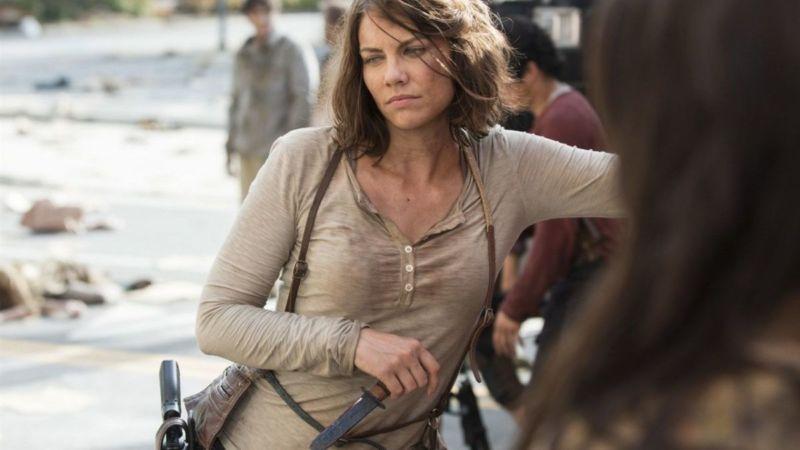 The Walking Dead: possibile ritorno di Lauren Cohan nell'attuale stagione