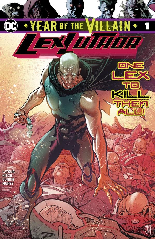 Lex Luthor - Year of the Villain 1