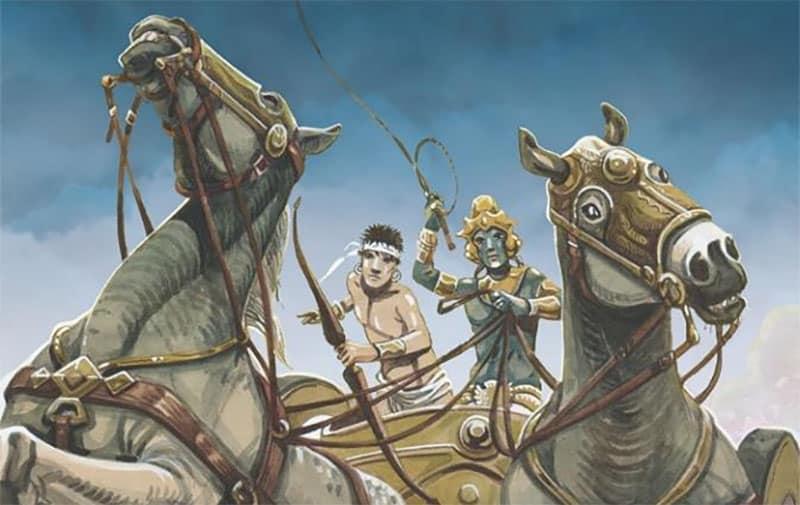 """L'Ippocampo Edizioni presenta il """"Mahabharata"""""""