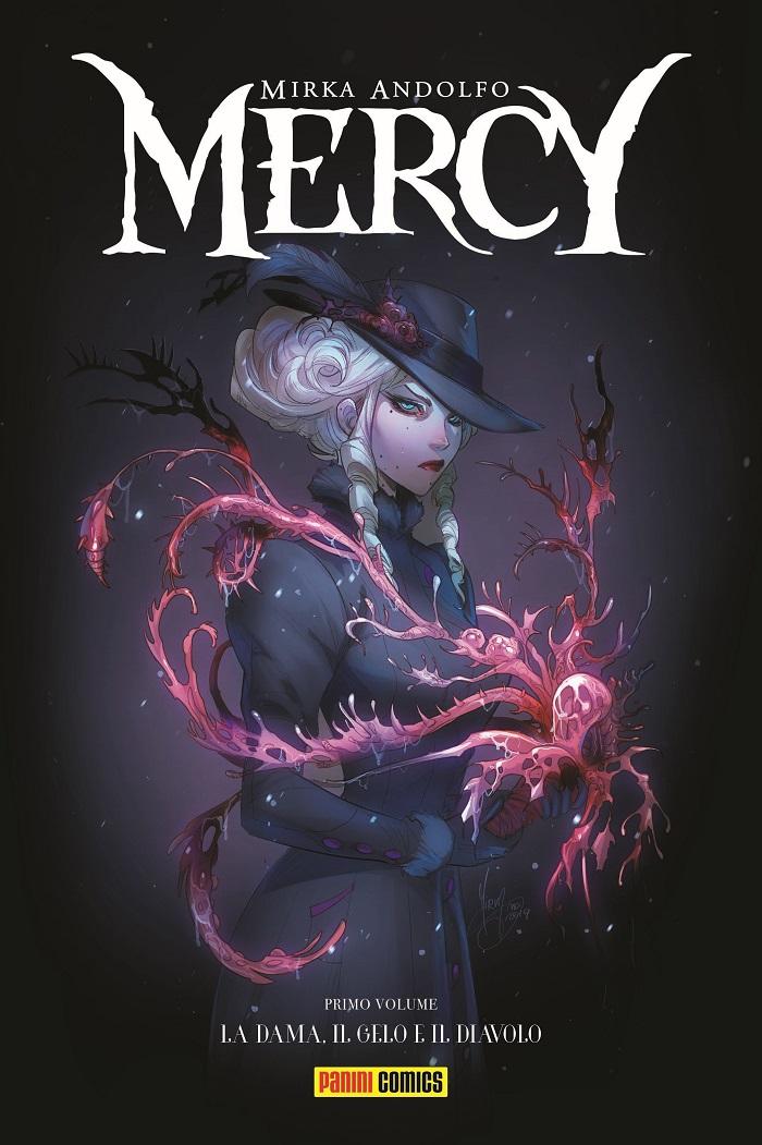 Mercy: arriva il nuovo atteso lavoro di Mirka Andolfo