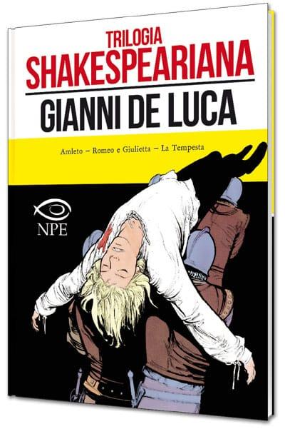 Edizioni NPE inaugura la collana dedicata a Gianni De Luca_Notizie