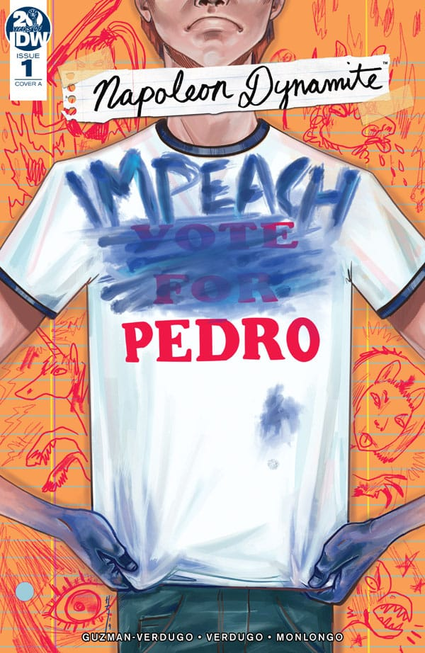 Napoleon-Dynamite-1_First Issue