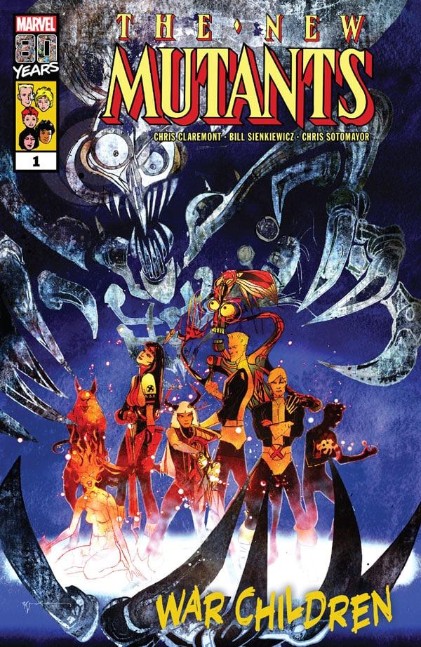 New Mutants - War Children 1