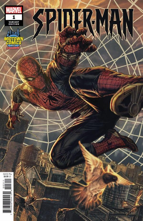 Spider-Man-1-variant_First Issue
