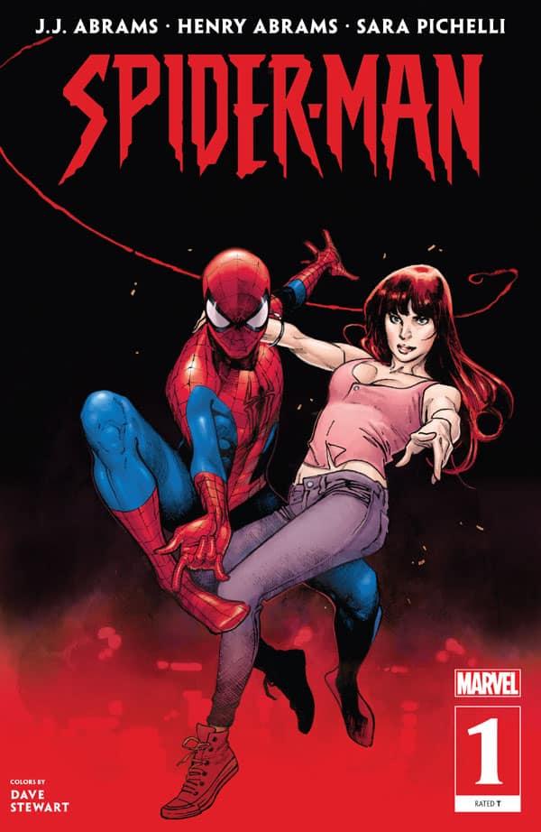 Spider-Man-1_First Issue