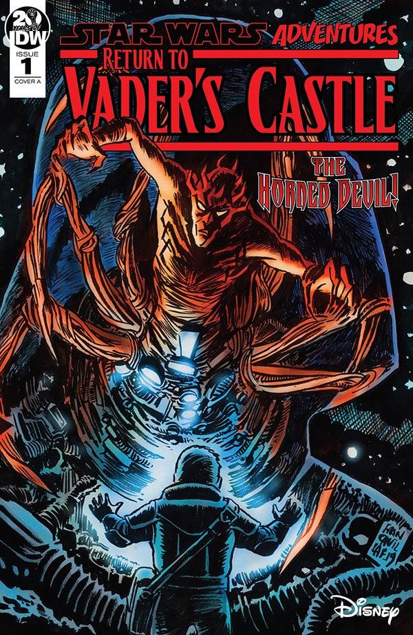 Star Wars Adventures - Return to Vader's Castle 1
