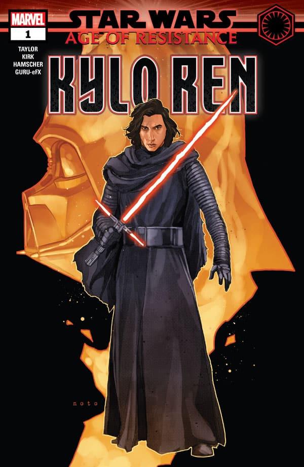 Star Wars - Age Of Resistance - Kylo Ren