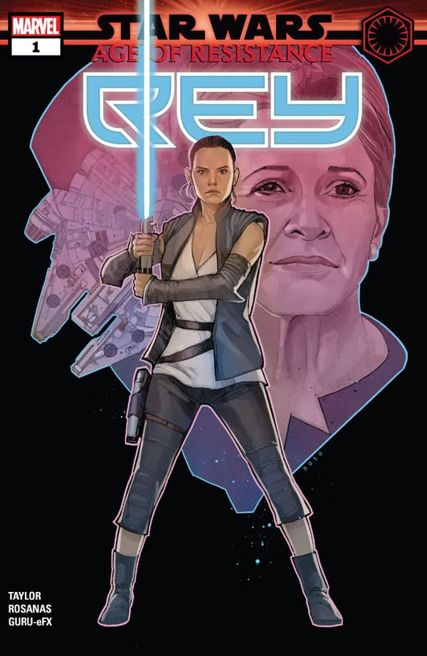 Star Wars - Age Of Resistance - Rey