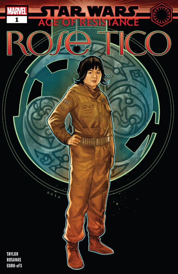 Star Wars - Age Of Resistance - Rose Tico