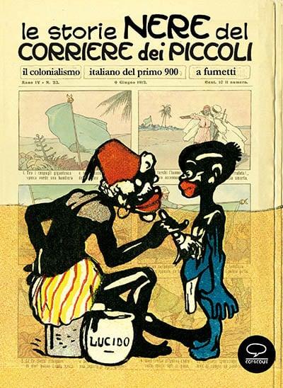 """Il Colore nero nel """"Corriere dei Piccoli"""", un nuovo saggio ComicOut_Notizie"""