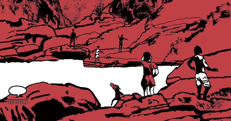 "ComicOut presenta ""Umani"" in anteprima a Lucca Comics 2019"